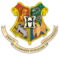 Hogwarts coat of arms (Found on Google Images, from wikipedia.org)